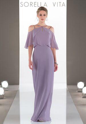 6fb4d90921b Sorella Vita 9070 Off the Shoulder Bridesmaid Dress
