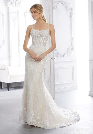 Morilee by Madeline Gardner/Voyage Cara Sheath Wedding Dress