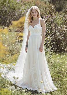 Lillian West 6481 A-Line Wedding Dress