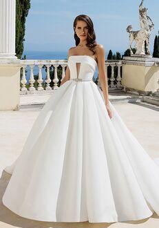 Justin Alexander 88095 Ball Gown Wedding Dress