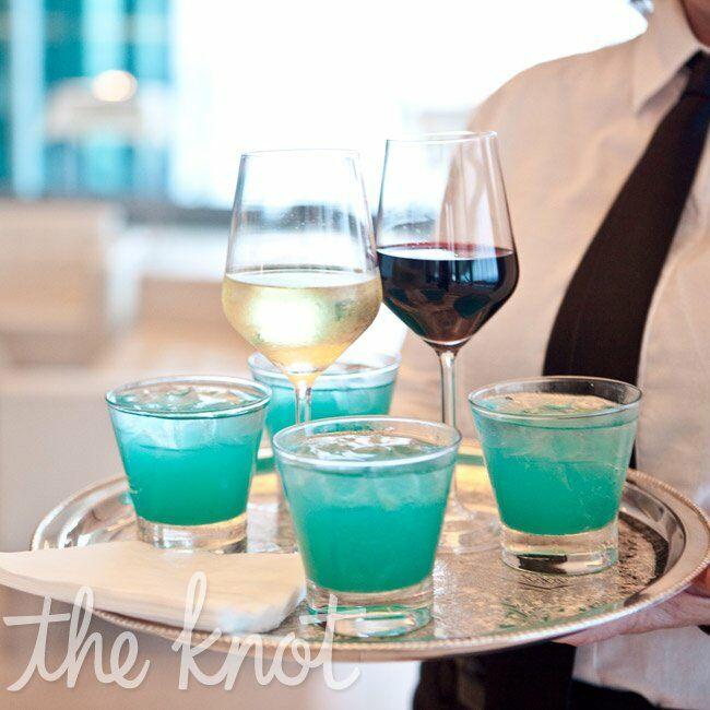 Blue Cocktail Hour