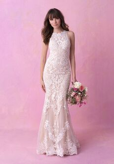 Allure Romance 3167 Sheath Wedding Dress