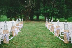 Home-Decor-Inspired Weddings