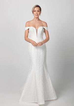 Michelle Roth for Kleinfeld Sharon Wedding Dress