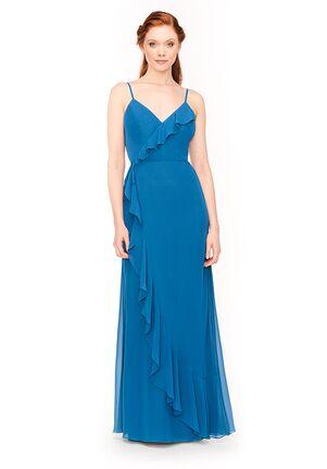 Khloe Jaymes CLARA V-Neck Bridesmaid Dress
