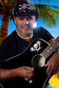 Palm Harbor, FL Beach Music Singer | Beach Bum Pirate