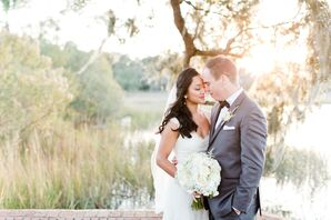 Dunes West Golf and River Club Charleston Wedding