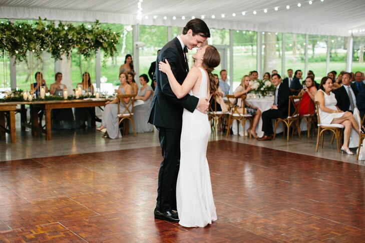 Classic First Dance at The Abbey Resort in Fontana-On-Geneva-Lake, Wisconsin