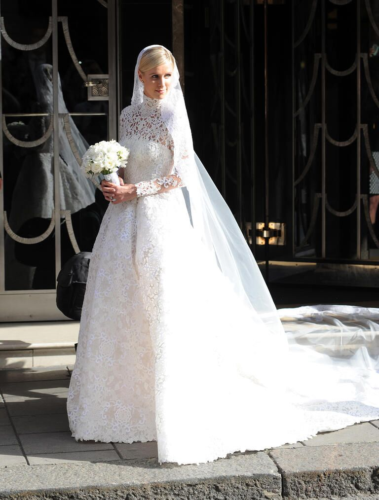 Kate Middleton S Gown Inspired These Celebrity Wedding Dresses