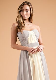 B2 Bridesmaids by Jasmine B223003 Strapless Bridesmaid Dress