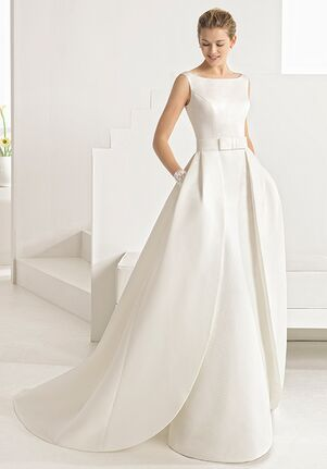 Two by Rosa Clará Oria Ball Gown Wedding Dress