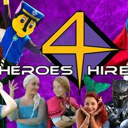 Myrtle Beach, SC Costumed Character | Heroes 4 Hire