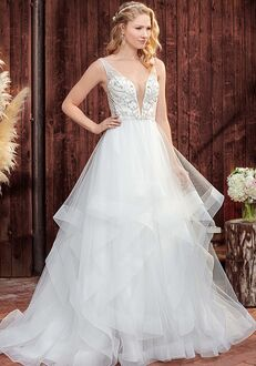 Beloved by Casablanca Bridal BL263 Saylor A-Line Wedding Dress