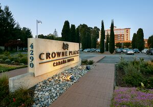 Crowne Plaza - Palo Alto