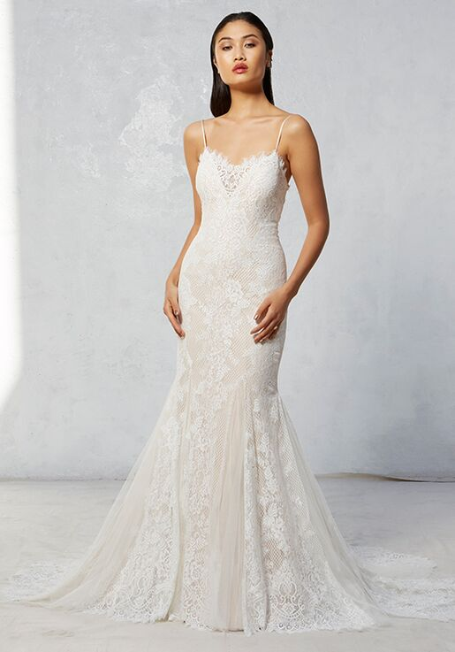 Ivy & Aster Talia Mermaid Wedding Dress