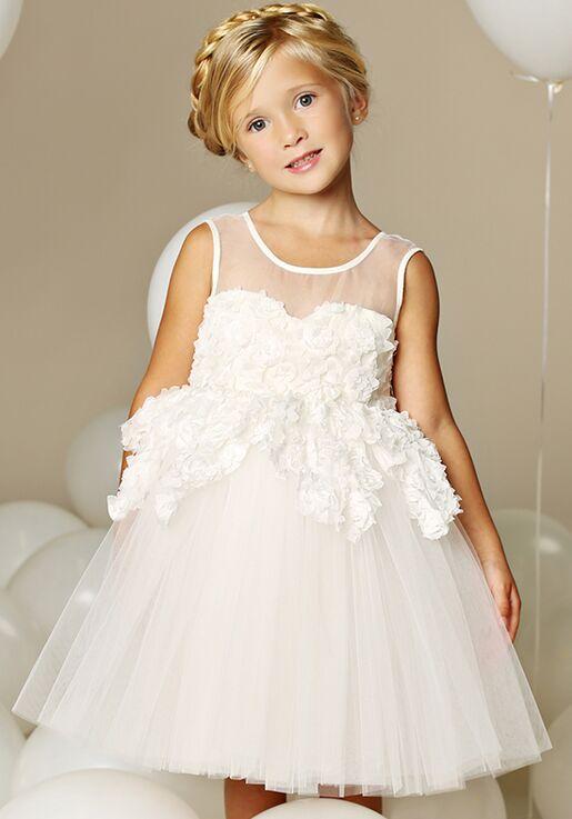 FATTIEPIE marseille Flower Girl Dress