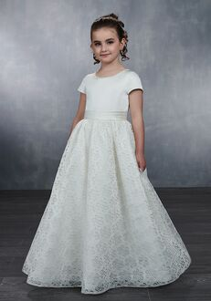 Mary's Angel by Mary's Bridal MB9040 Ivory Flower Girl Dress