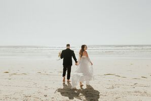 Beach Wedding Pictures in San Diego, California