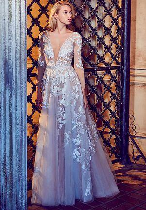 Calla Blanche 17255 Debra A-Line Wedding Dress