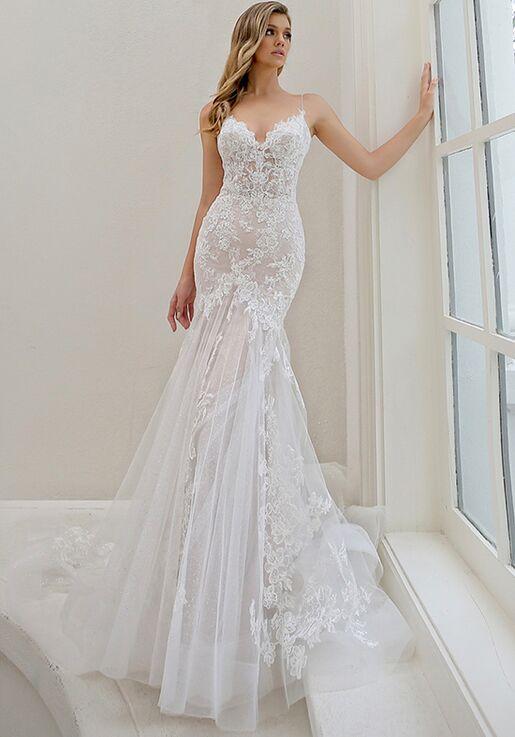 Blue by Enzoani Magnolia Wedding Dress