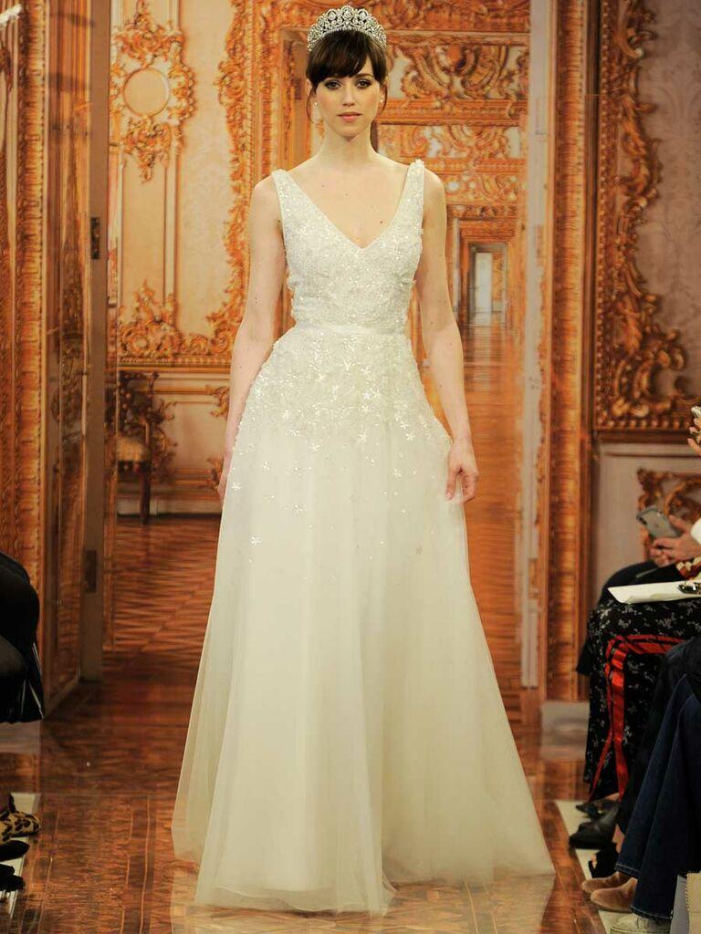 Theia Spring 2019 Collection: Bridal Fashion Week Photos