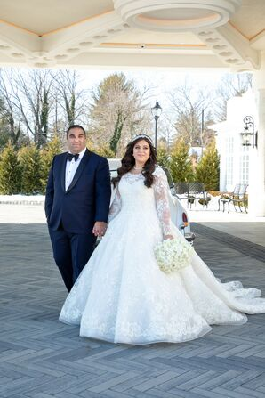 Wedding Portraits at Shadowbrook at Shrewsbury in New Jersey