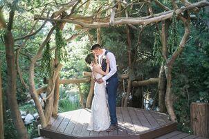 Hilltop Ranch And Inn Apple Valley Wedding Venue