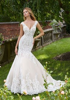 Morilee by Madeline Gardner Penelope Mermaid Wedding Dress
