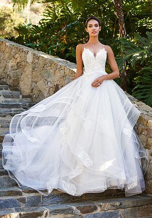 Moonlight Collection J6581B A-Line Wedding Dress