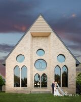Wedding reception venues in oklahoma city ok the knot vesica piscis chapel junglespirit Choice Image