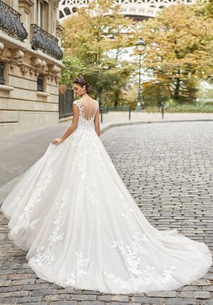 Rosa Clará TERESA Ball Gown Wedding Dress
