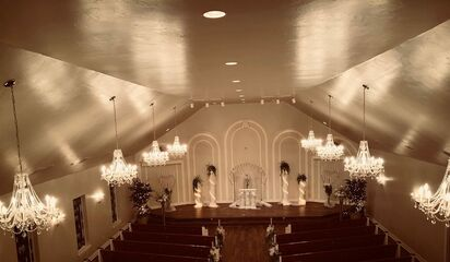 I Cross My Heart Wedding Chapel Reception Venues Choctaw Ok