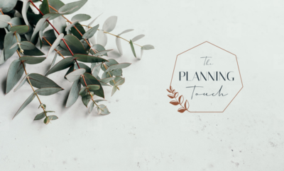 The Planning Touch