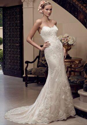 Casablanca Bridal 2201 Sheath Wedding Dress