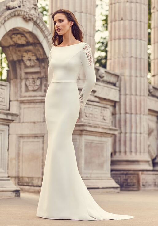 Mikaella 2237 Mermaid Wedding Dress