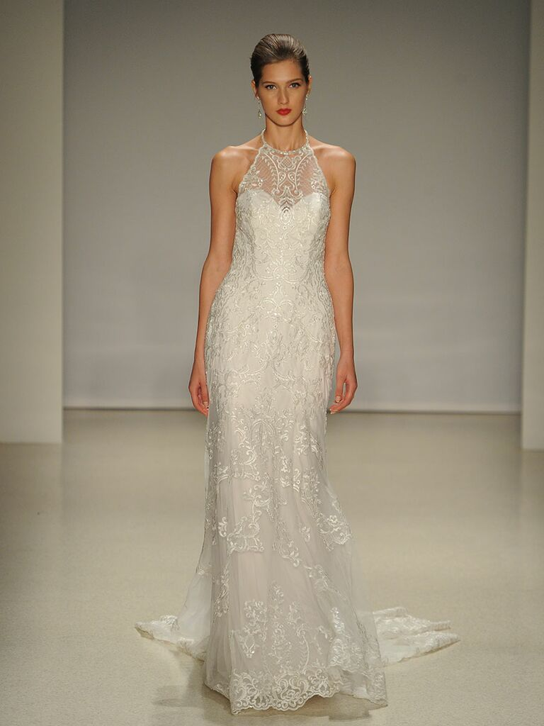 Alfred Angelo Springfall 2017 Collection Bridal Fashion Week Photos