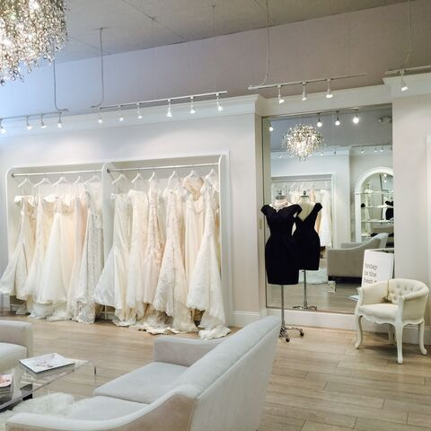 Louise Christine Bridal Boutique Dayton Oh
