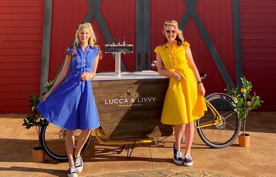 Lucca & Livvy Premium Beverages