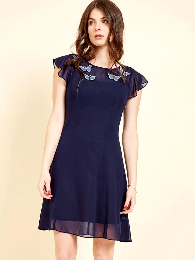 ModCloth wedding guest dresses for spring
