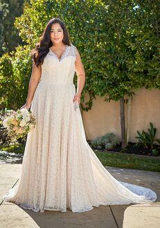 Jasmine Bridal F221061N A-Line Wedding Dress