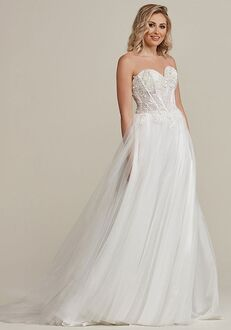 Avery Austin Payton A-Line Wedding Dress