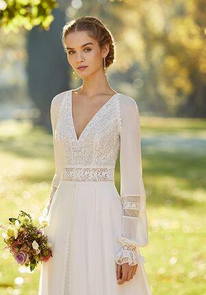 Aire Barcelona KRISS Sheath Wedding Dress