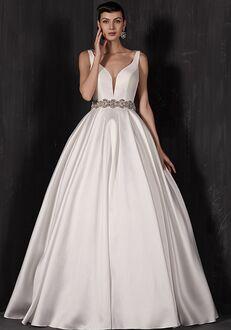 Calla Blanche 16127 Paulette Ball Gown Wedding Dress