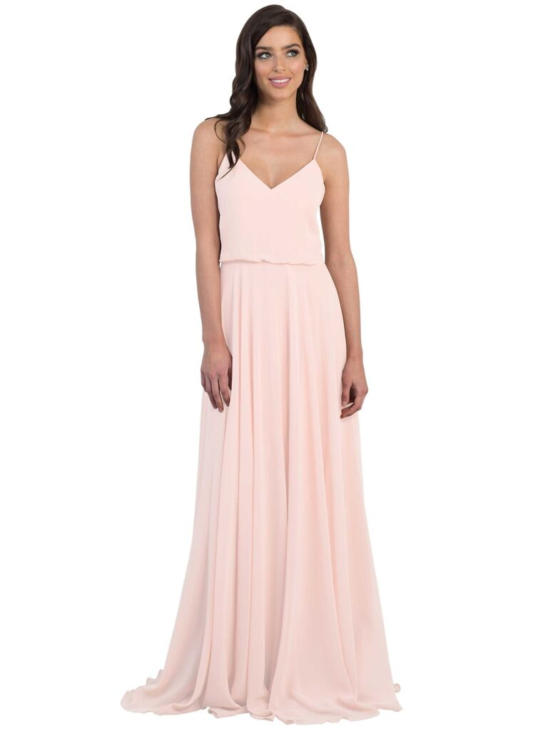 Pink Bridesmaid Dresses: Blush Bridesmaid Dresses to Shop Now