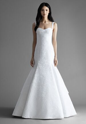 Allison Webb Ellis Mermaid Wedding Dress