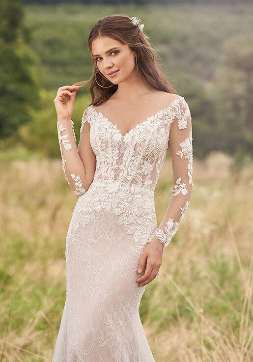 Lillian West 66129 Mermaid Wedding Dress