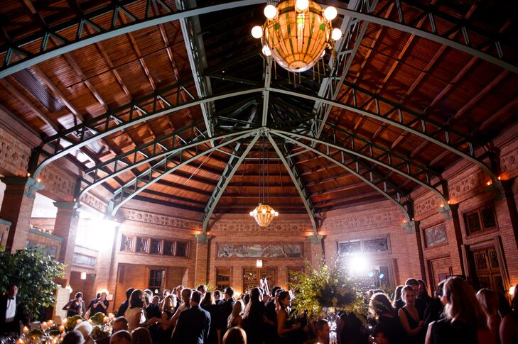 Wedding Reception at Cafe Brauer