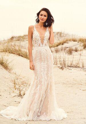 Lillian West 66106 Mermaid Wedding Dress