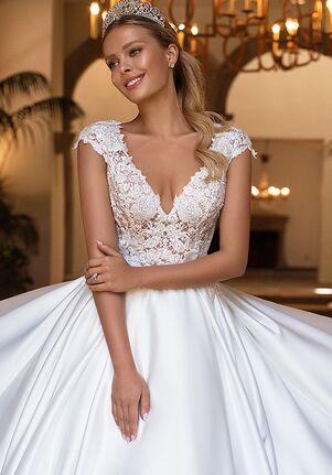 Moonlight Collection J6707 Ball Gown Wedding Dress