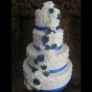Toms River, NJ Caterer | Copy Cakes LLC- Custom Wedding Cake Rentals